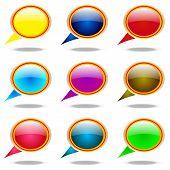Speech Icons.