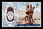 Tanzania, Uganda, Kenya stamp 1975