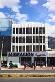 Migration Office Building in Quito, Ecuador