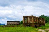 Old Ruins On Season