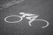 Bike Pictogram