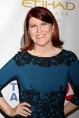 LOS ANGELES - SEP 13:  Kate Flannery at the 5th Annual Face Forward Gala at Biltmore Hotel on Septem