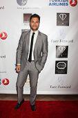 LOS ANGELES - SEP 13:  Erik Valdez at the 5th Annual Face Forward Gala at Biltmore Hotel on Septembe