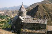 Vorotnavank church in Armenia