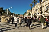 Split Seafront Walkway