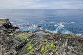 Rocky Irish Seascape