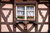 Alsatian Window