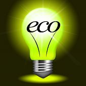 Eco Friendly Means Go Green And Earth