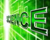 Science Online Means World Wide Web And Internet