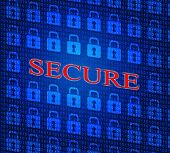 Security Secure Shows Password Encryption And Privacy