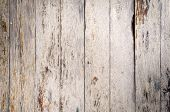 Old Brown wood wall texture background .