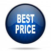 best price internet blue icon