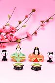 pic of doll  - Japanese Traditional Doll An image of Hina Doll - JPG