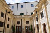 Bishop Palace. Altamura. Puglia. Italy.