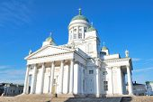 Helsinki. Lutheran Cathedral