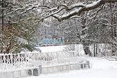 Tsarskoye Selo (Pushkin), Saint-Petersburg, Russia. The Catherine Park