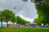 Amusement Park In Portland, Oregon