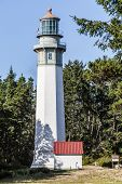 Lighthouse: Grays Harbor