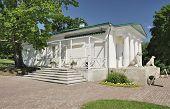 Palace Pavilion, estate Kolomenskoye
