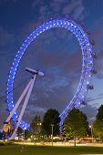 Millennium Wheel, London UK