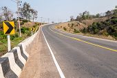 foto of land development  - Roads in rural areas of developing countries - JPG