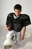 Boy Football Player