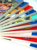 Stack Of Paperbak Books