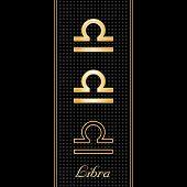Libra Horoscope Symbols