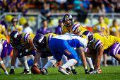 Vikings Vs. Giants