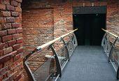 brick bridge interior