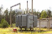 The High-voltage Transformer