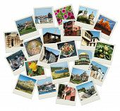 Go Bulgaria - Background With Travel Photos Of Famous Landmarks poster