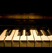 picture of grand piano  - Piano - JPG