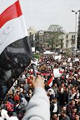 25 January Revolution In Egypt