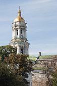 Belltower In Kiev-pechersk Lavra
