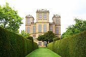Hardwick Hall Elizabethan Manor