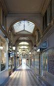 Galerie De La Madeleine Is A Walkway Located In 8Th District Of Paris, Between Place De La Madeleine poster