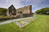 Iona Nunnery Ruins