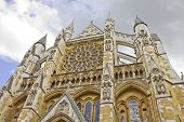 The Westminster Abbey poster