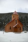 Forested Chapel
