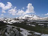 Kaukasus-Berg