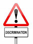Discrimination Alert Concept