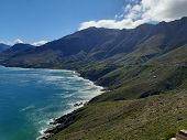 Cape Road, Cape Point, Africa Do Sul poster