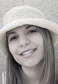 Beleza em um chapéu 4