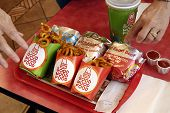 Idaho State/usa _arbys Food Menu