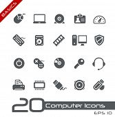 Computer Icons // Basics