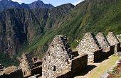 Macchu Picchu And The Sun Gate