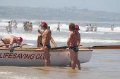 KwaZulu Natal lifeguard challenge event
