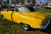 1950s Era Studebaker Convertible