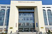 Bucharest Courthouse
